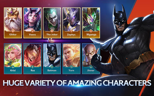 Arena of Valor: 5v5 Battle 1.23.1.4 screenshots 9