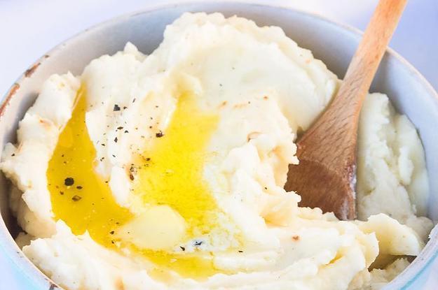 Sour Cream Mashed Potatoes Recipe | Yummly