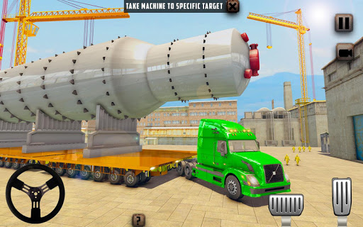 Oversized Load Cargo Truck Simulator 2019 apkpoly screenshots 3