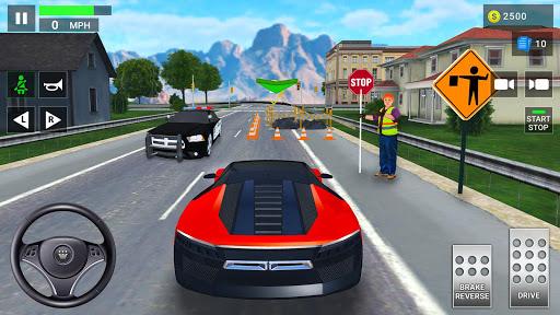 Driving Academy 2: Car Games & Driving School 2020 modavailable screenshots 11