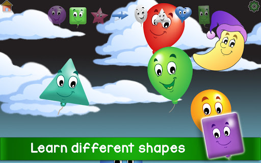 Kids Balloon Pop Game Free ud83cudf88 25.6 screenshots 14