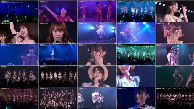 190905 (1080p) AKB48 岩立チームB「シアターの女神」公演 佐々木優佳里 生誕祭 DMM HD