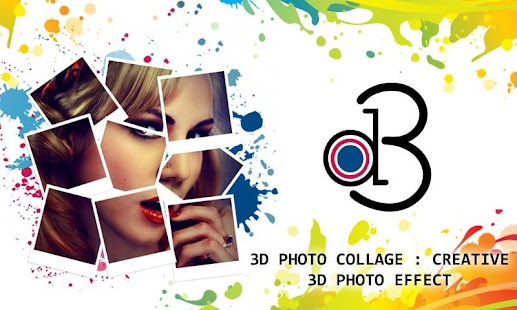 3D Photo Collage : Creative 3D Effect - náhled