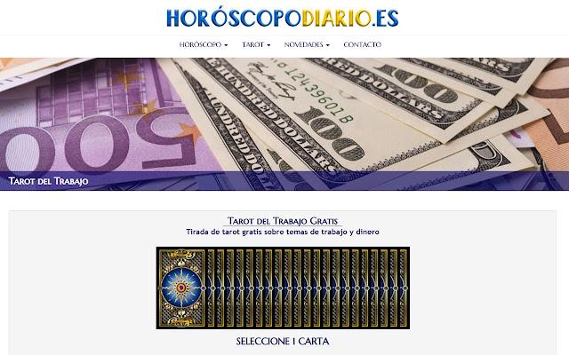 Tarot gratis - Horoscopodiario.es