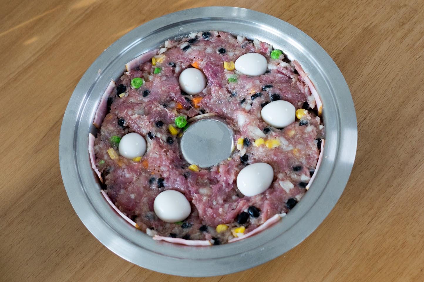 黒千石レシピ:黒千石のミートローフ