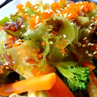 Japanese Salad Vegetable Recipes.