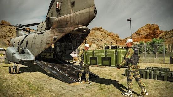 US Army Transport Simulator 2017 3D - náhled