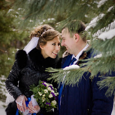 Wedding photographer Valeriya Barinova (splashphoto). Photo of 01.03.2017