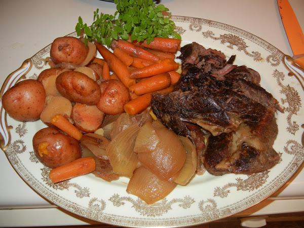 Yummy Pot Roast Recipe