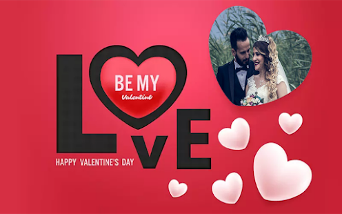 Valentine Day Photo Editor 2018 - náhled