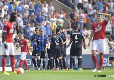 Ruime voorsprong in Club Brugge - Standard roept herinneringen op