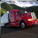 Offroad 4x4 Semi Truck Driver icon