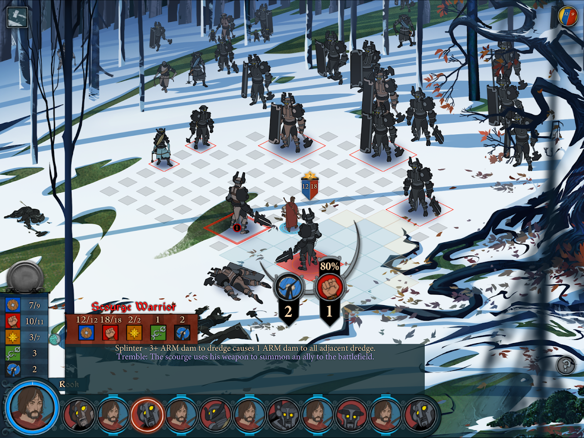 Banner Saga 2- screenshot
