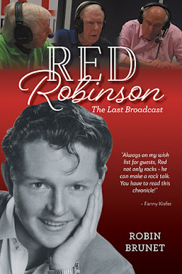 Red Robinson: The Last Broadcast cover
