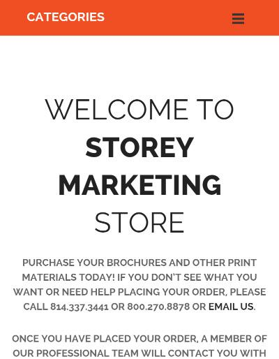 Storey Marketing- screenshot