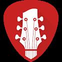Guitar Tuner - Pro guitar tuning app icon