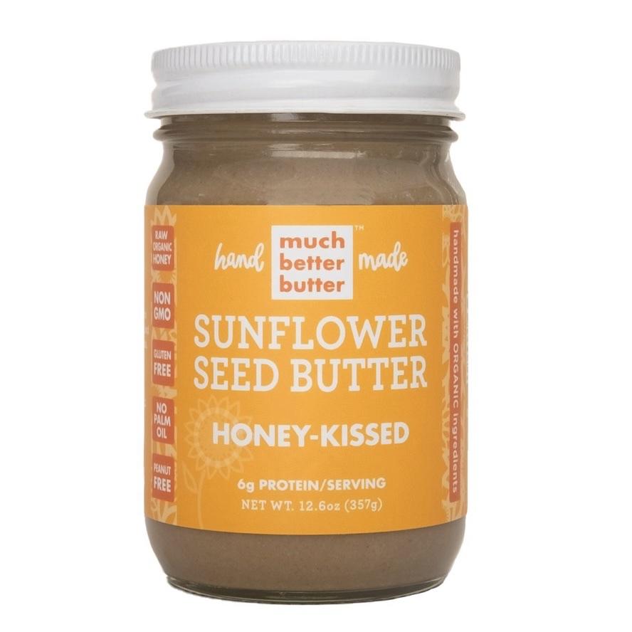Honey-Kissed Sunflower Seed Butter