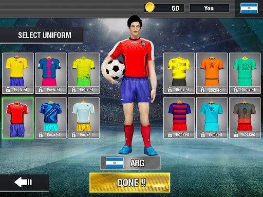 Soccer League Evolution 2019: Play Live Score Game 2.7 screenshots 15