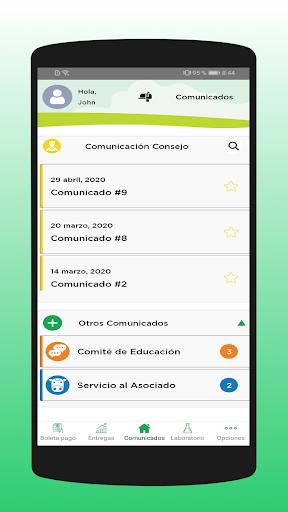 AsociaDos screenshot 3
