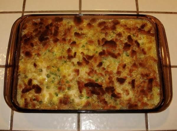 Swiss Chicken Casserole Ii Recipe