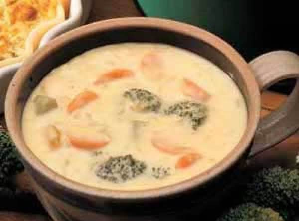 Crockpot Cheese Soup