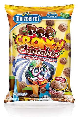 cereal maizoritos pop cronch chocolate 240gr
