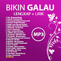 Kumpulan Lagu Galau offline disertai lirik icon