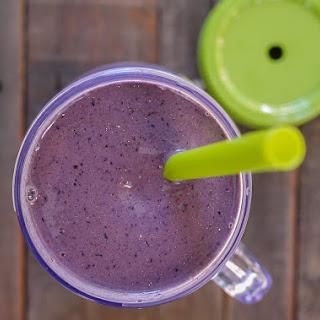 Blueberry Almond Power Smoothie Recipe