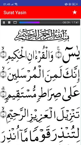Download Surat Yasin Arab Latin Terjemah Mp3 Apk