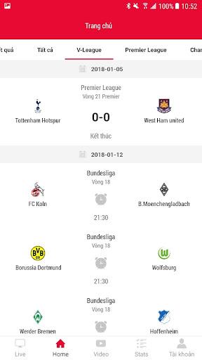 ON Football TV 1.2.2 4