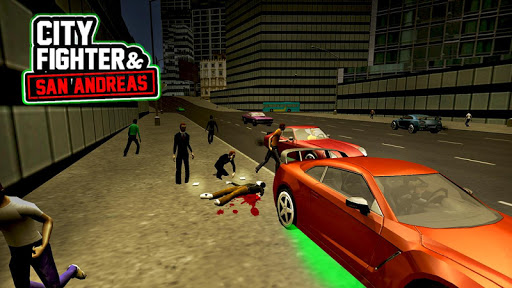 City Fighter and San Andreas 1.1.1 screenshots 2