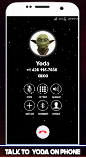 Call From Yoda - náhled