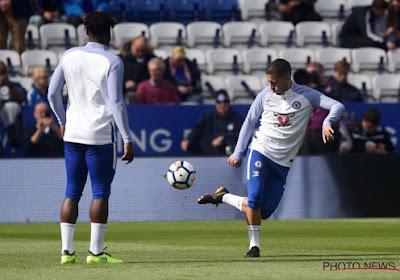 """Conte l'affirme: """"La blessure d'Eden est maintenant derrière lui"""""""