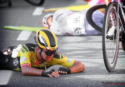 Groenewegen probeert na incident in Ronde van Polen via Hongarije weer plek in peloton in te nemen