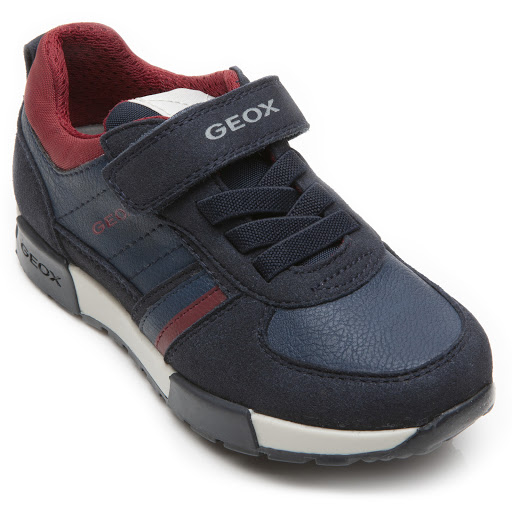 Thumbnail images of Geox Alfier Trainers