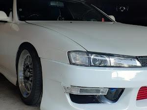 シルビア S14 後期 のカスタム事例画像 S14大好きさんの2020年01月04日14:24の投稿