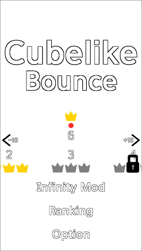 Cubelike Bounce