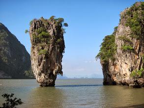 "Photo: ""James Bond"" Island"