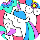 Paint By Number - Free Coloring Book & Puzzle Game 1.0.5