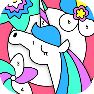 Paint By Number - Free Coloring Book & Puzzle Game for PC