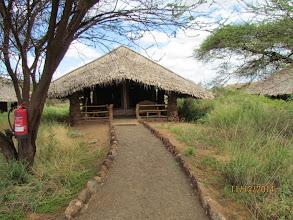 Photo: New tents at Kibo Safari Camp - Amboseli.   View from the path