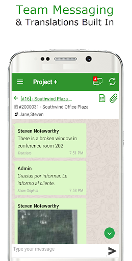 Employee Time Clock w/ GPS, Scheduling & Messaging  screenshots 3