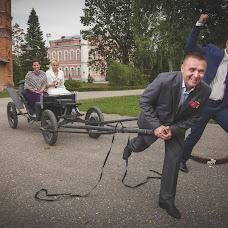 Wedding photographer Sergey Urbanovich (urbanfoto-lv). Photo of 19.10.2015
