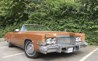 Cadillac Eldorado Rent København