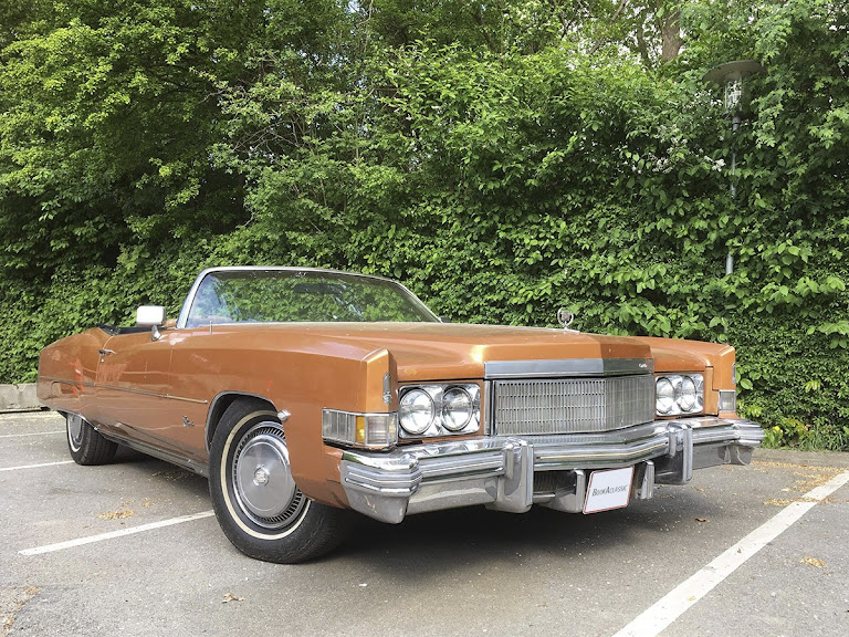 Cadillac Eldorado Hire Glostrup