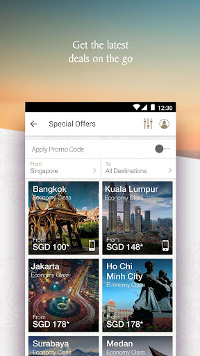 Singapore Airlines 21.7.3 (218) app download 1