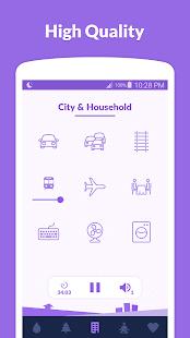 Sleepo: Relaxing sounds, Sleep Screenshot