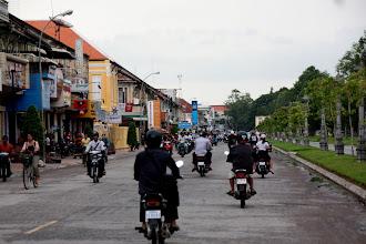 Photo: Year 2 Day 40 - Battambang River Front