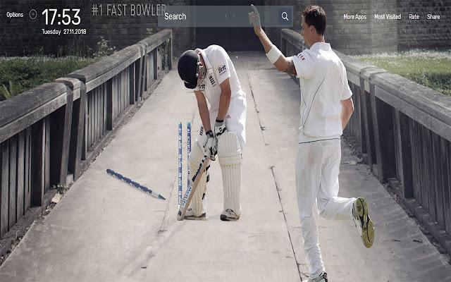 Cricket Wallpapers NewTab Theme