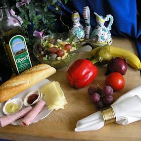 fljótur og ódýr, eigið góðan dag kæru vinir:-) by Birgitta  Jónsdóttir Klasen - Food & Drink Eating